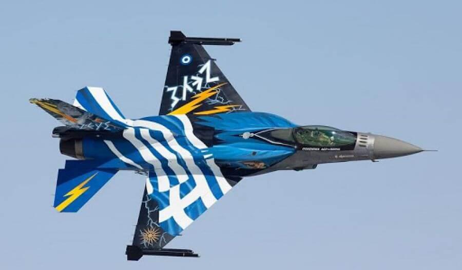 28η Οκτωβρίου: Ρίγη συγκίνησης από το μήνυμα του πιλότου του F16 ΖΕΥΣ (βίντεο)