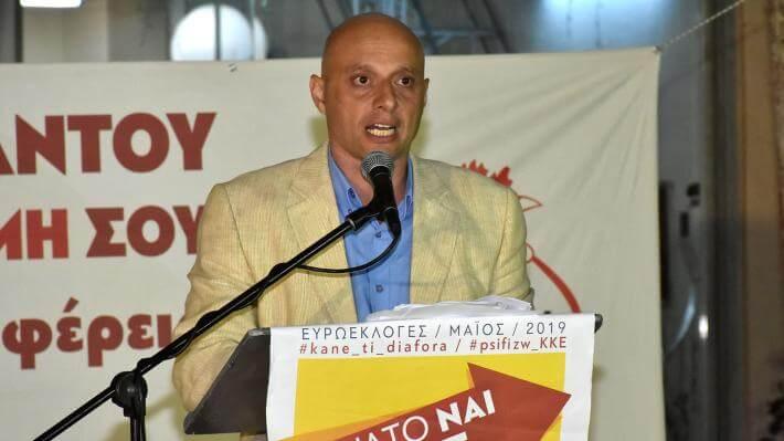 Πέραμα : Η Λαϊκή Συσπείρωση ζητάει τον αποκλεισμό από το Δ.Σ. εκλεγμένου με τη στήριξη της Χρυσής Αυγής