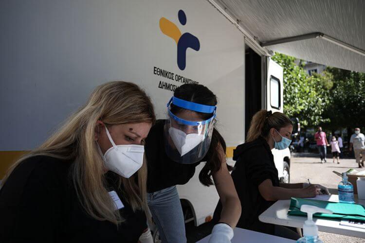 Δωρεάν rapid test από το Δήμο Κορυδαλλού σε συνεργασία με τον ΕΟΔΥ