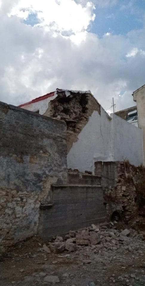 Σεισμός στη Σάμο - Εικόνες καταστροφής, συνεχίζονται οι μετασεισμοί