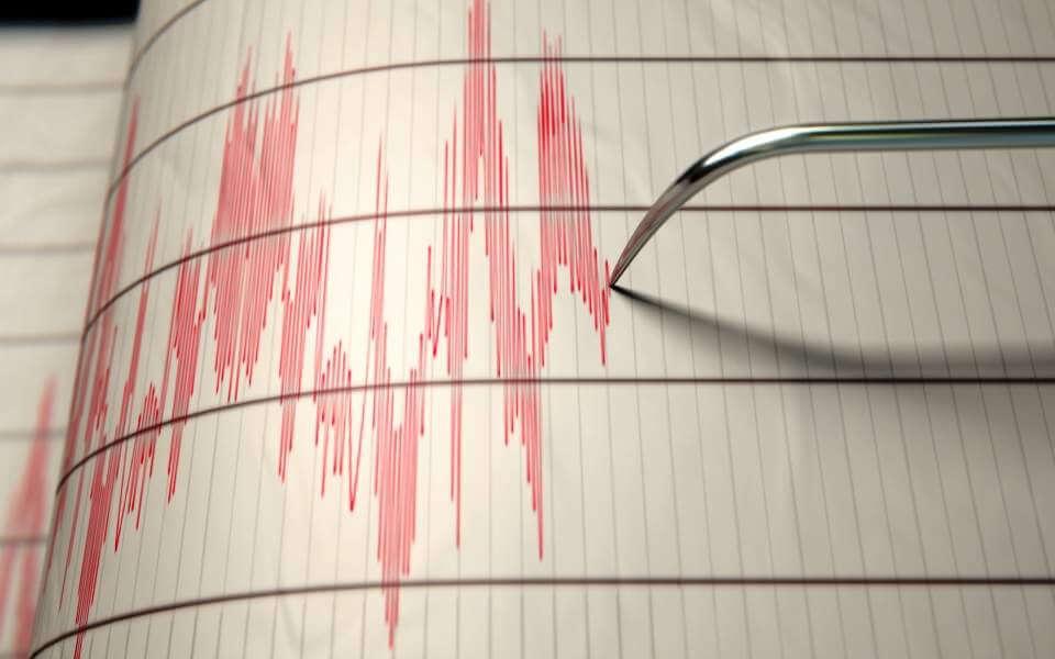 Σεισμός 6 Ρίχτερ στην Ελάσσονα