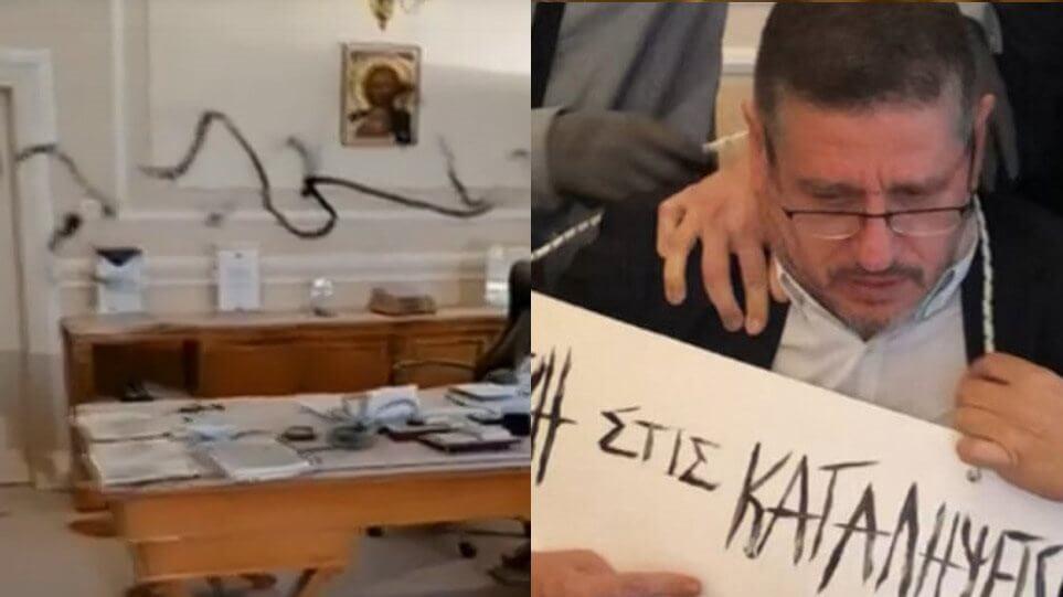 Η ΕΘΑΑΕ καταδικάζει την επίθεση στον Πρύτανη του Οικονομικού Πανεπιστημίου Αθηνών