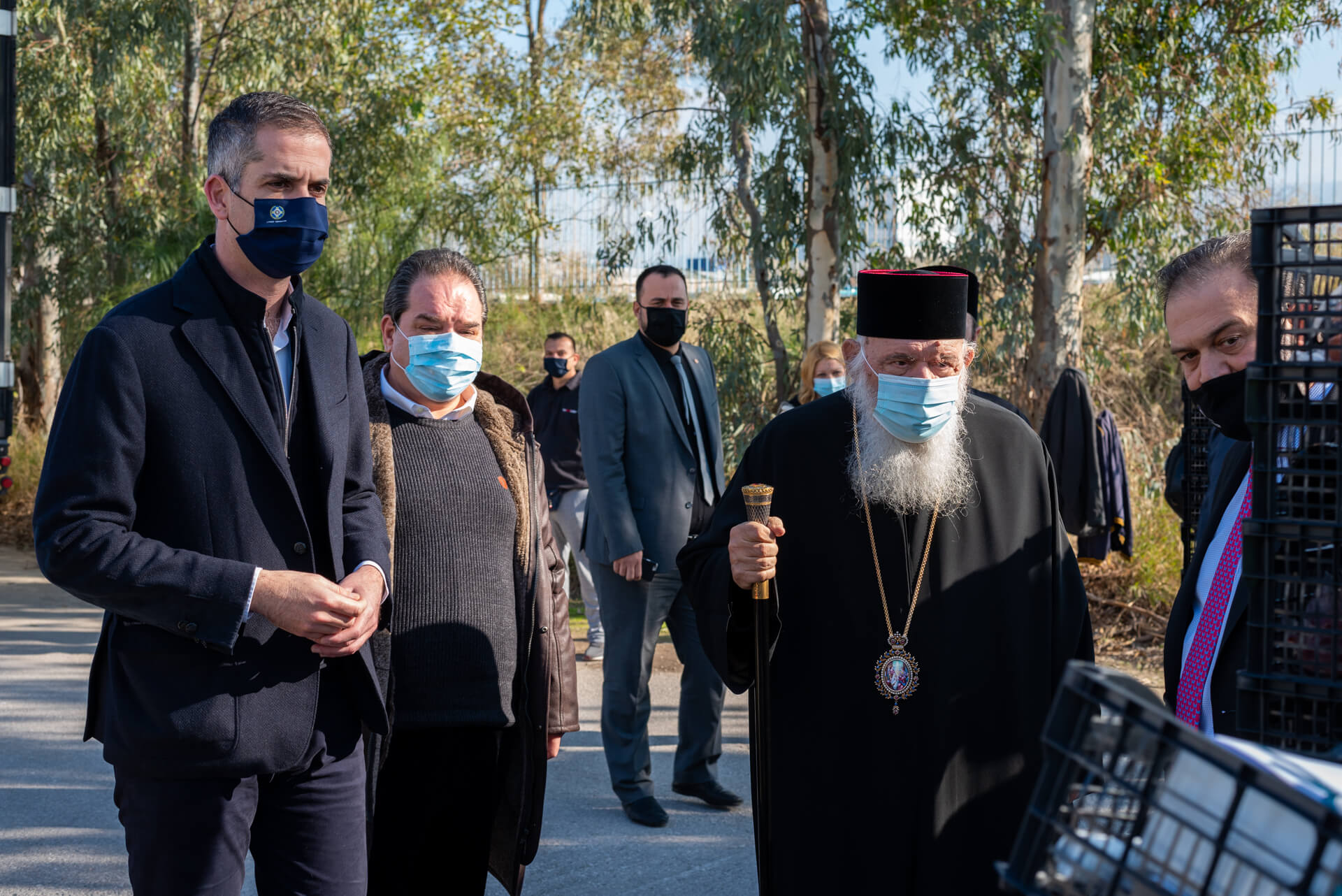 Τρόφιμα, γλυκά και παιχνίδια σε χιλιάδες οικογένειες από τον Δήμο Αθηναίων σε συνεργασία με την Αρχιεπισκοπή Αθηνών και την «Αποστολή»