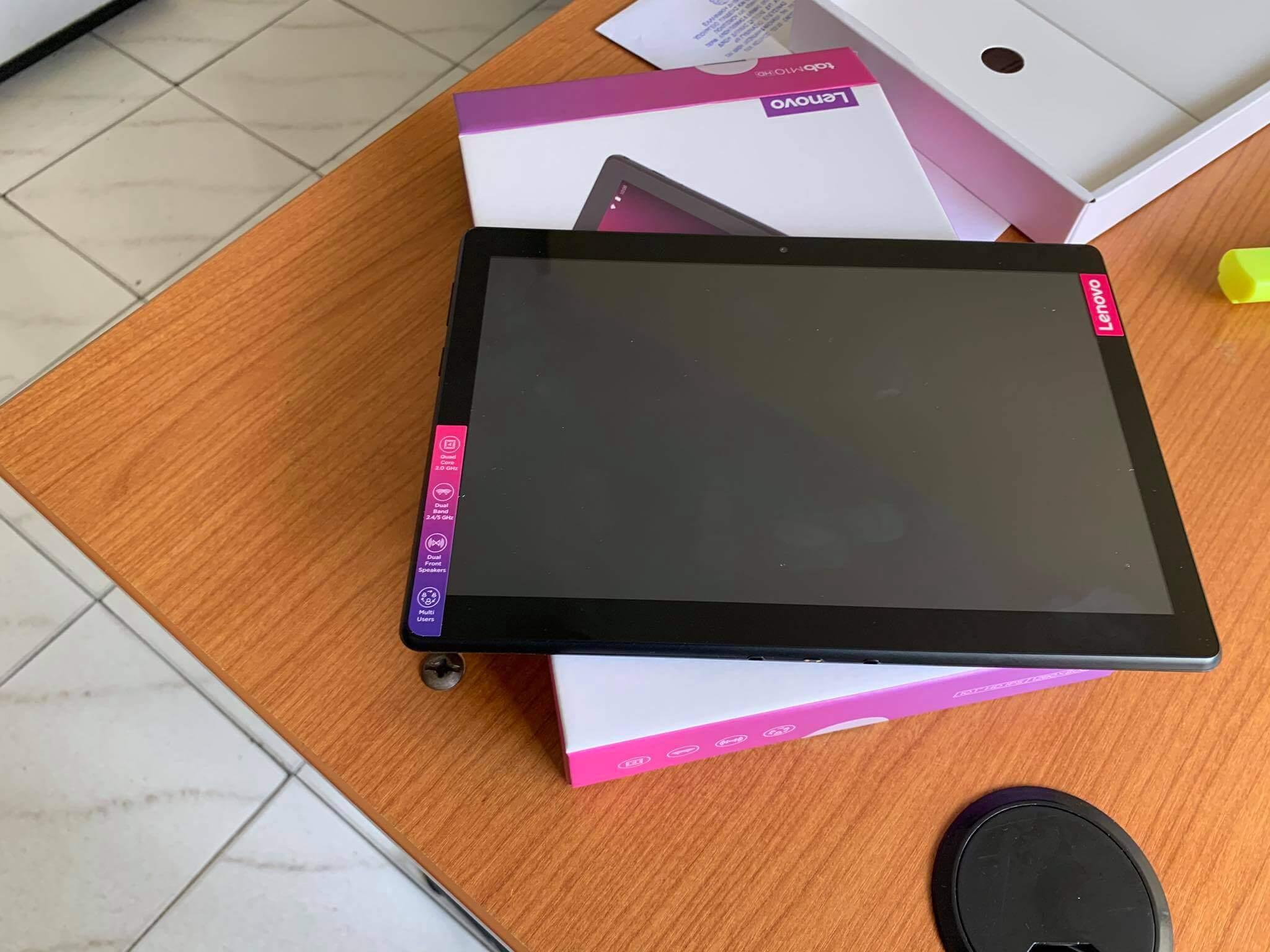 Δωρεάν tablet σε μαθητές από τον Δήμο Ελευσίνας για τις ανάγκες της τηλεκπαίδευσης