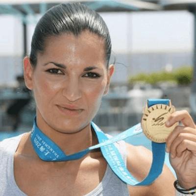 Σταυρούλα Αντωνάκου: Να ακολουθήσουμε το μοντέλο διαχείρισης του αθλητισμού άλλων χωρών