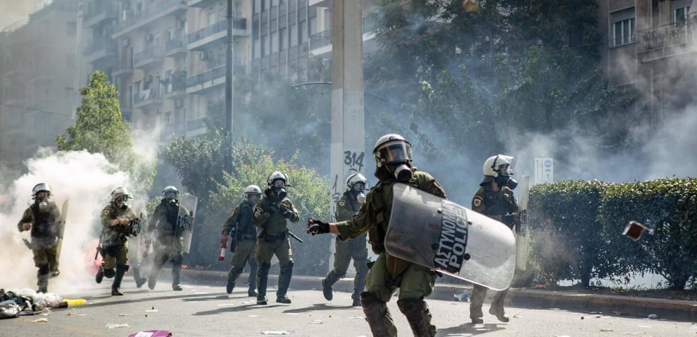 Επί ποδός 4.000 αστυνομικοί, drones και ελικόπτερα ενόψει της επετείου δολοφονίας του Αλέξη Γρηγορόπουλου