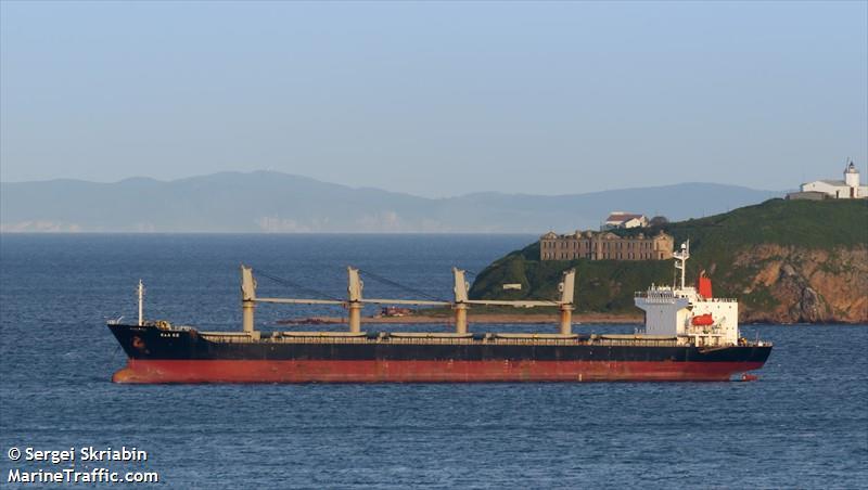 Προσάραξη Φ/Γ πλοίου στην Πρέβεζα