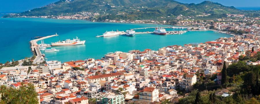 Ζάκυνθος : ΙΧ έπεσε στη θάλασσα