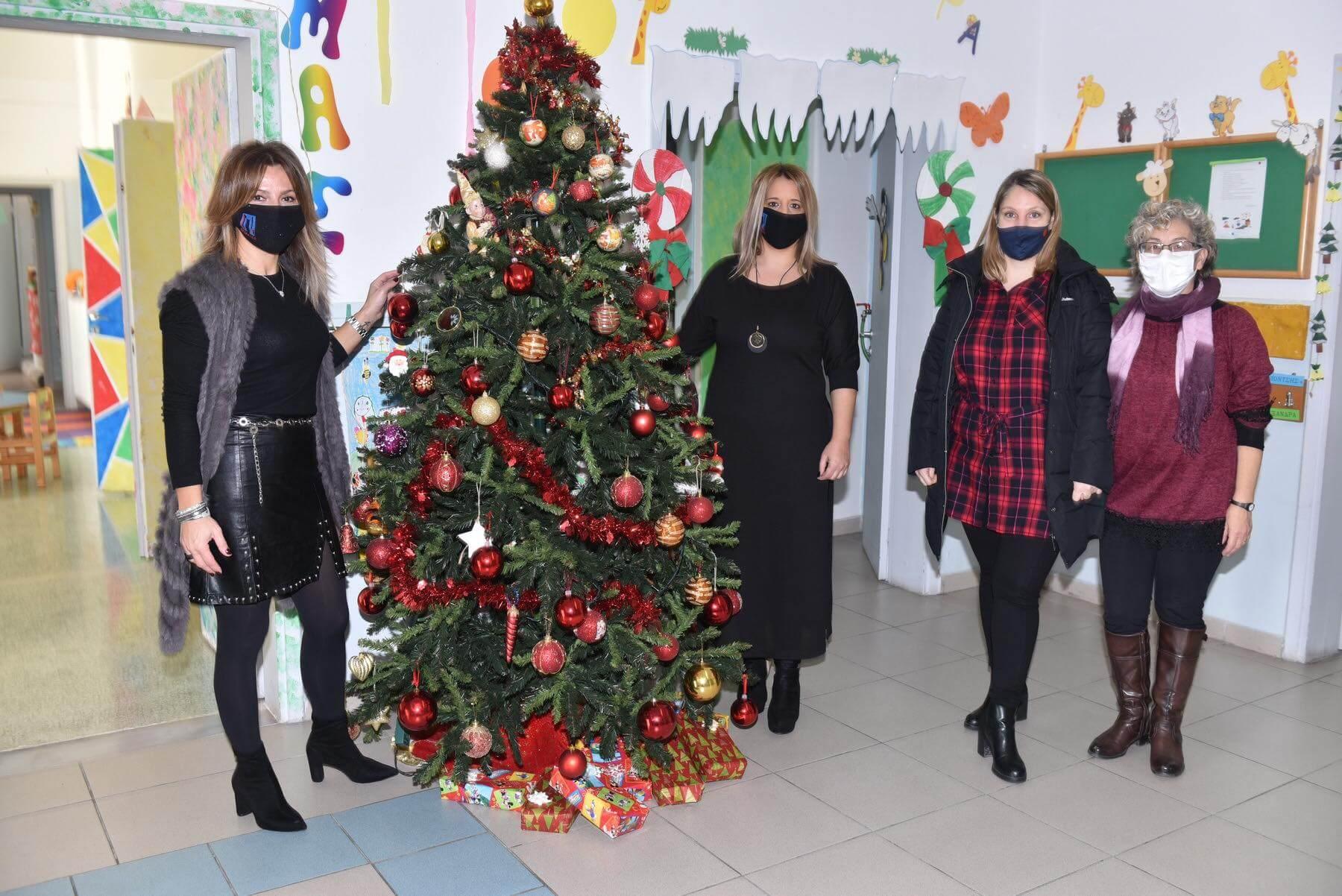 Ο Δήμος Πειραιά προσφέρει δωροεπιταγές για τα  παιδιά των Βρεφονηπιακών Σταθμών