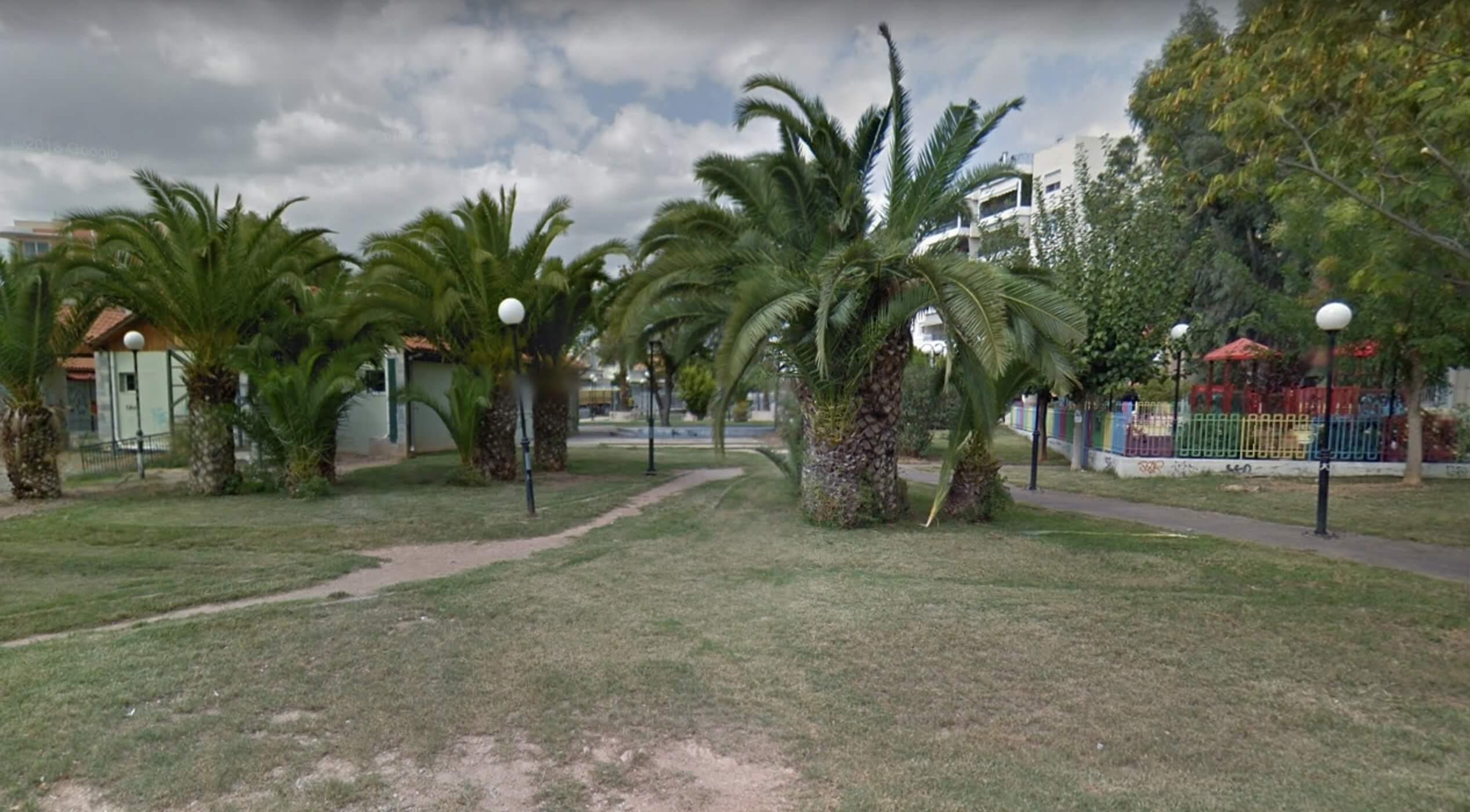 Νέο κοινόχρηστο χώρο πρασίνου αποκτά στον Άγιο Φανούριο ο Δήμος Ιλίου