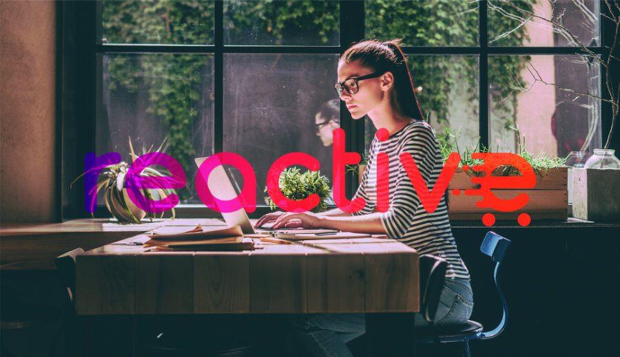 Reactive : Δημιουργεί all included πλατφόρμα eshop σε premium τιμή