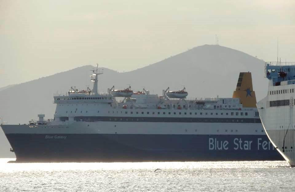 Ελαφρά πρόσκρουση Ε/Γ-Ο/Γ πλοίου στον Πειραιά
