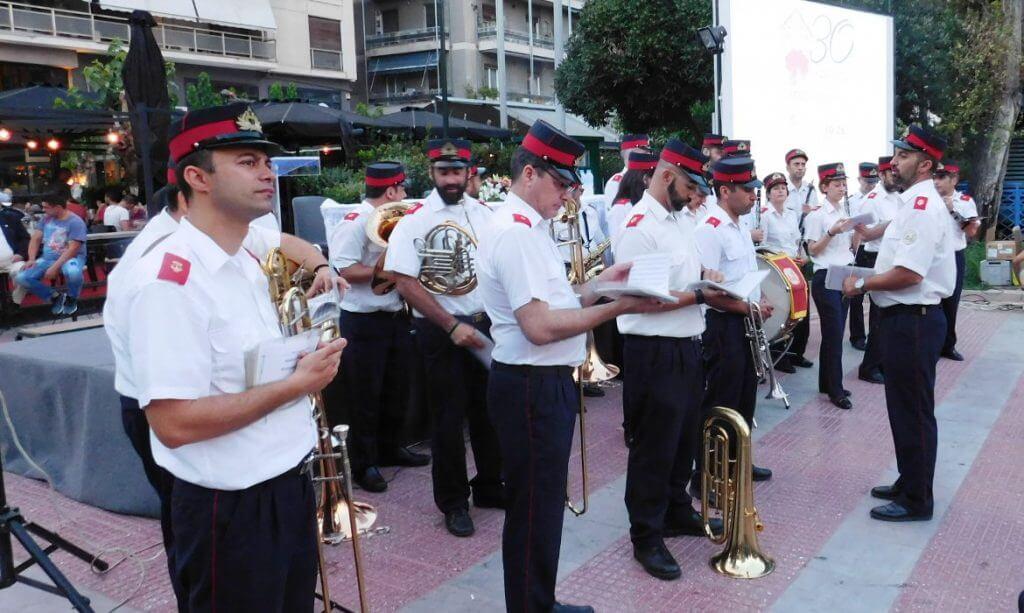 Η Φιλαρμονική Ορχήστρα του Δήμου Πειραιά στο Νοσοκομείο Μεταξά