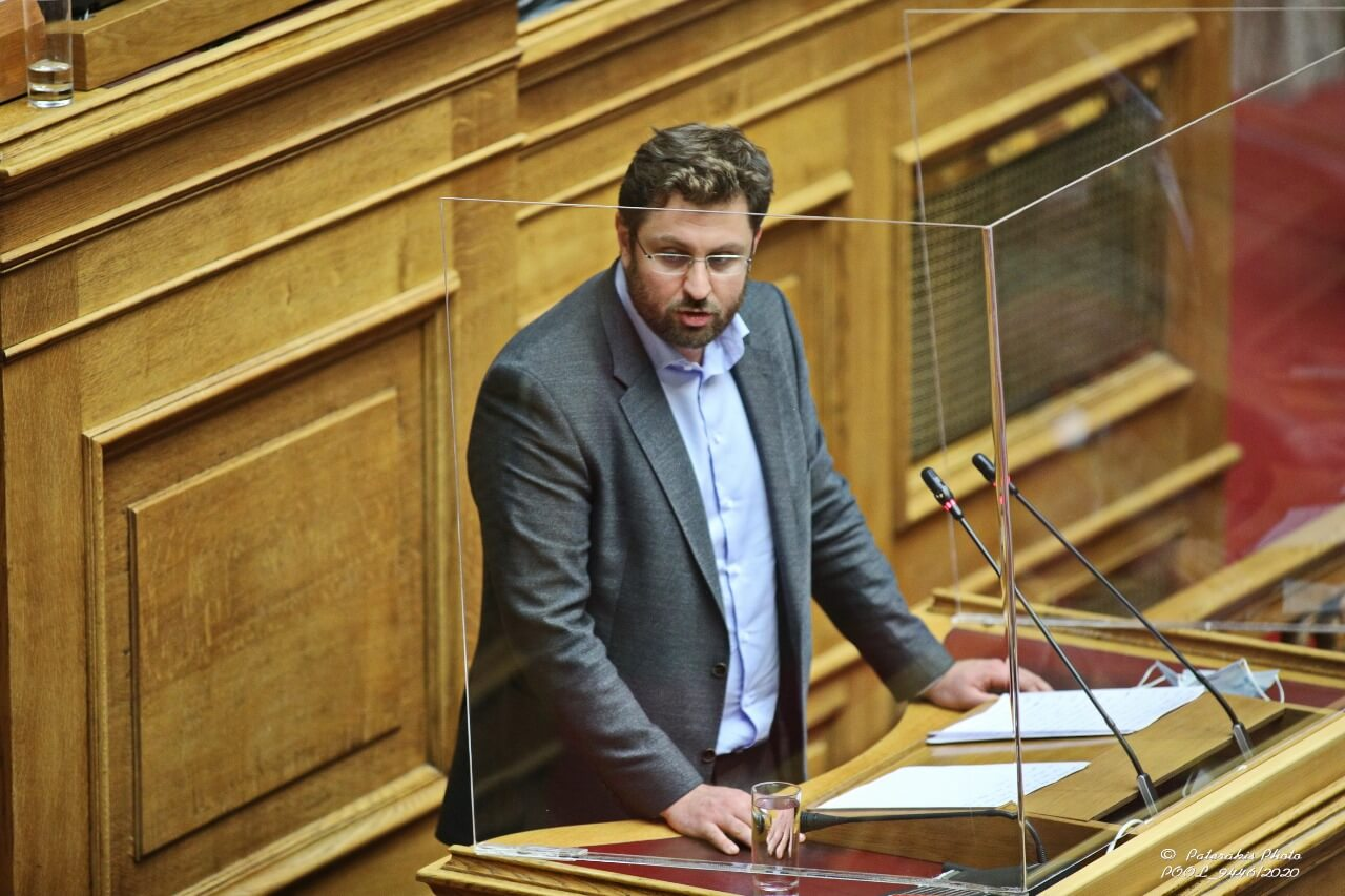 Κ. Ζαχαριάδης : Η κυβέρνηση δημιουργεί περιβάλλον για νέα μνημόνια
