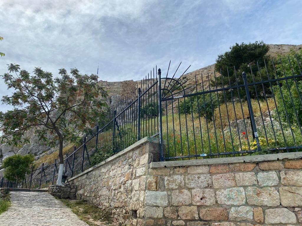 Με 40 επιχειρήσεις αντί-γκράφιτι καθάρισαν 19.000 τ.μ. της Αθήνας