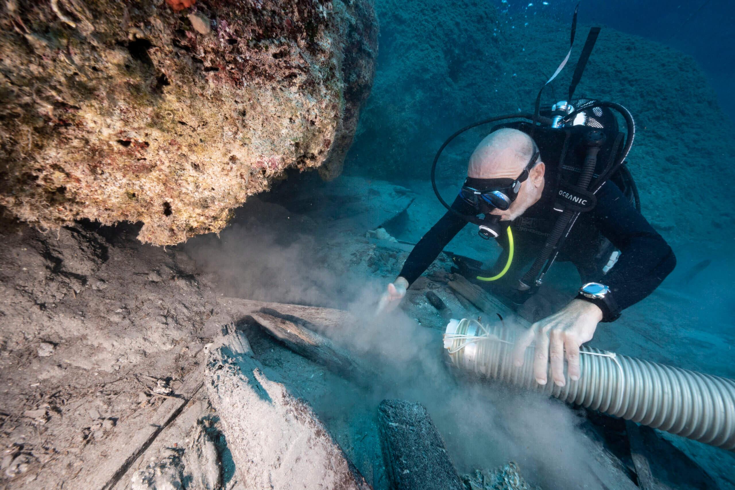 Κύθηρα : Αποτελέσματα της υποβρύχιας αρχαιολογικής έρευνας 2020 στο ιστορικό ναυάγιο ΜΕΝΤΩΡ