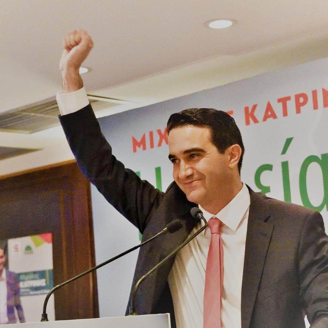 Κατρίνης: Η αντιπολίτευση να μην επιδείξει συμπεριφορές ανάλογες ΝΔ & ΣΥΡΙΖΑ το 2011