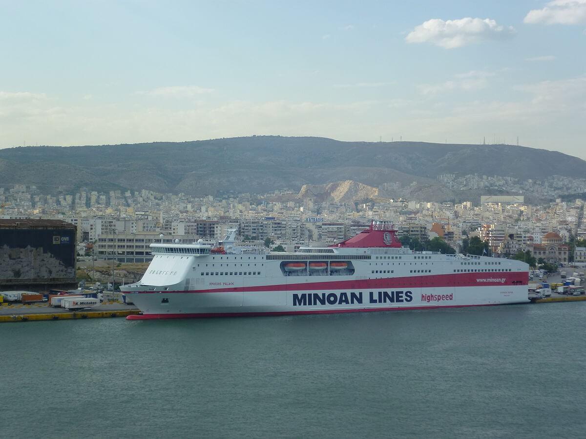 Τραυματισμός ναυτικού στο Πέραμα