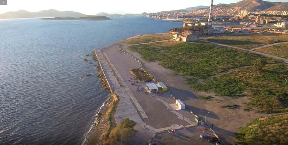 Κερατσίνι - Δραπετσώνα : Δωρεάν δειγματοληπτικοί έλεγχοι για Covid-19 στο χώρο των Λιπασμάτων (03-01-21)