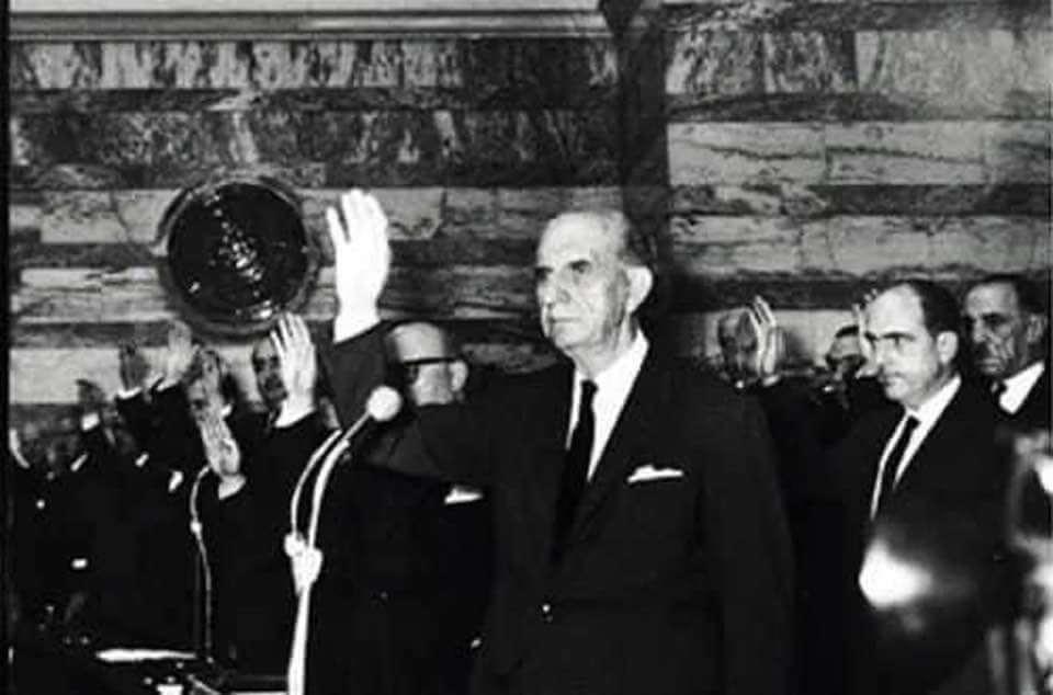 «3η Ιουλίου 1964»  -  Όταν η ακροδεξιά είχε εισβάλει στο Ελληνικό Κοινοβούλιο