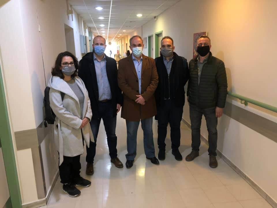 Νοσοκομείο Μεταξά: Έμπρακτη απόδειξη ανθρωπισμού και αλληλεγγύης από PRODEA και VECTOR