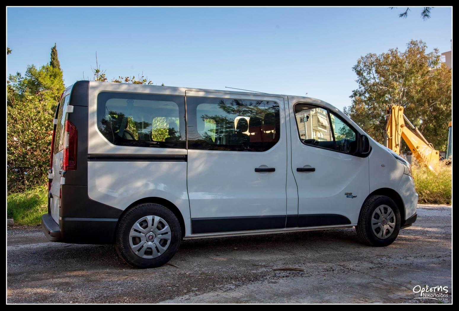 Νίκαια - Ρέντη : Νέο αυτοκίνητο για την Κοινωνική Υπηρεσία