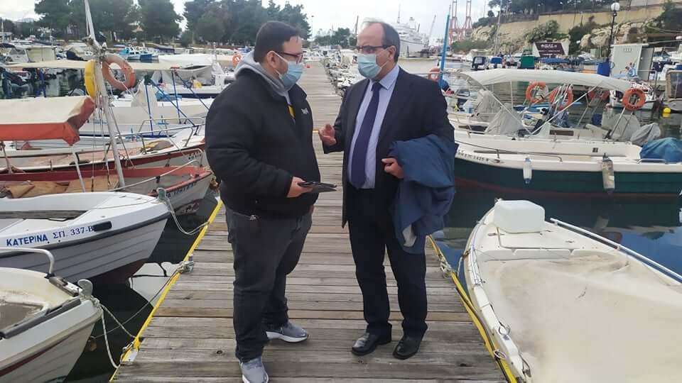 Συνέντευξη του υπεύθυνου ερευνών της OPINION POLL Ζαχαρία Ζούπη στο e-peiraias