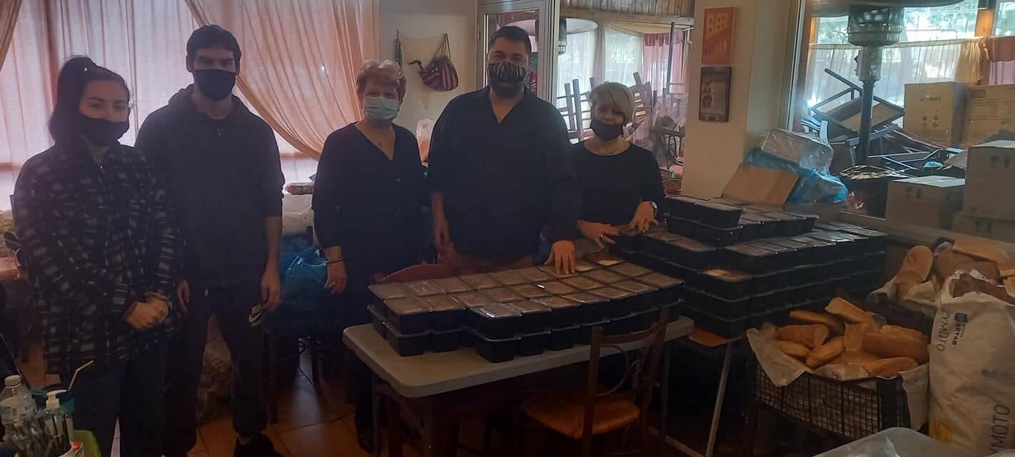Κερατσίνι - Ταβέρνα «Κρητικός» : Ας πληρώσουν κι αυτοί που θέλουν να λέγονται αριστεροί