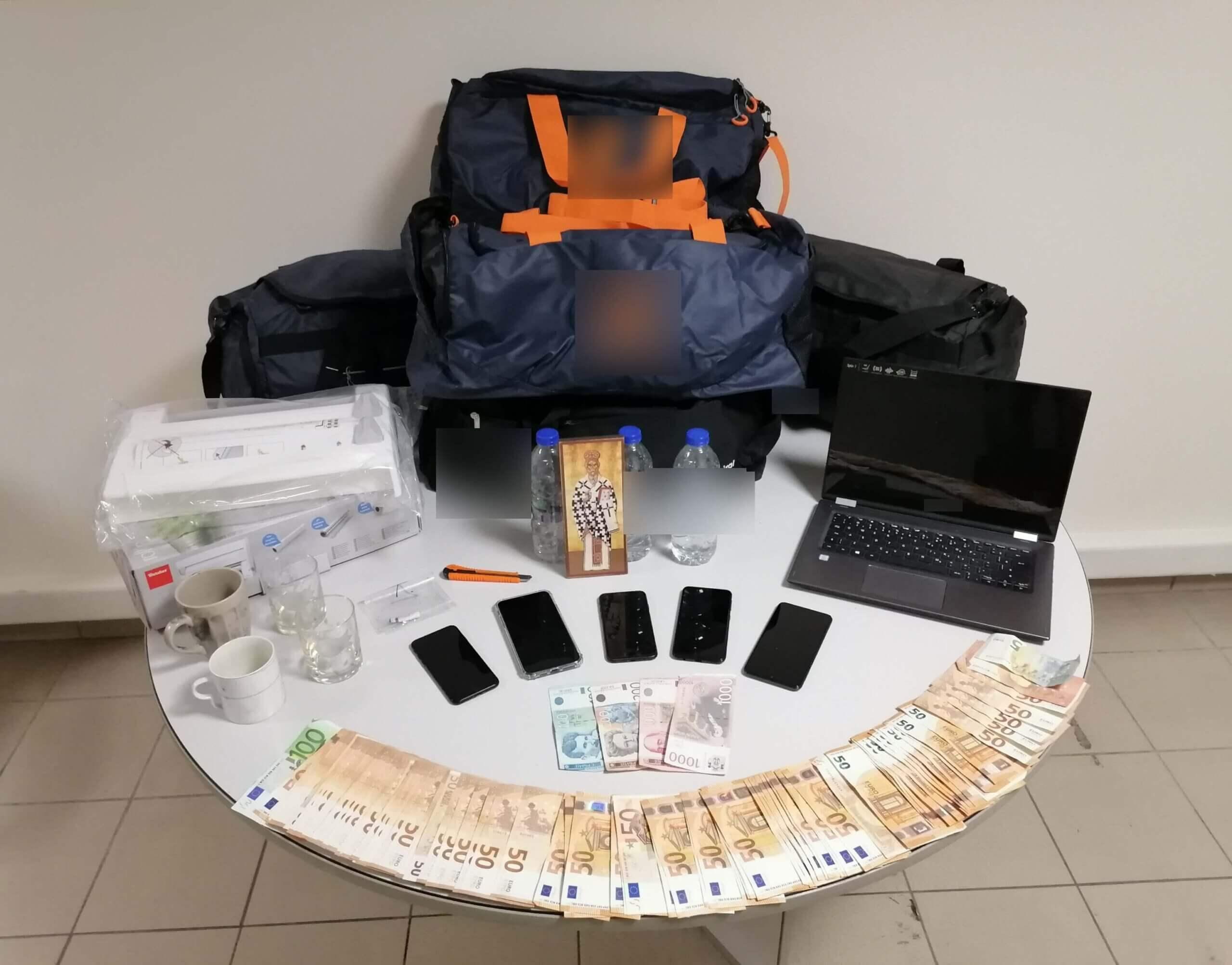Εντοπίστηκε ποσότητα - μαμούθ κοκαΐνης - 3 συλλήψεις