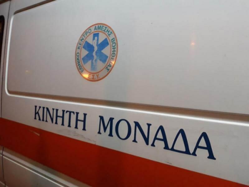 Τραυματισμός εργατοτεχνίτη στο Κερατσίνι