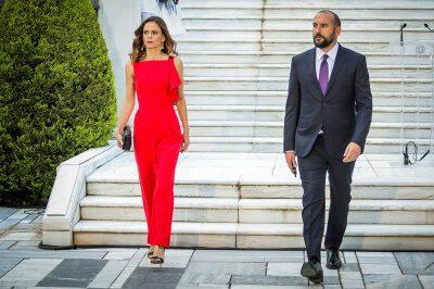 Έφη Αχτσιόγλου: Έγκυος η Βουλευτής του ΣΥΡΙΖΑ