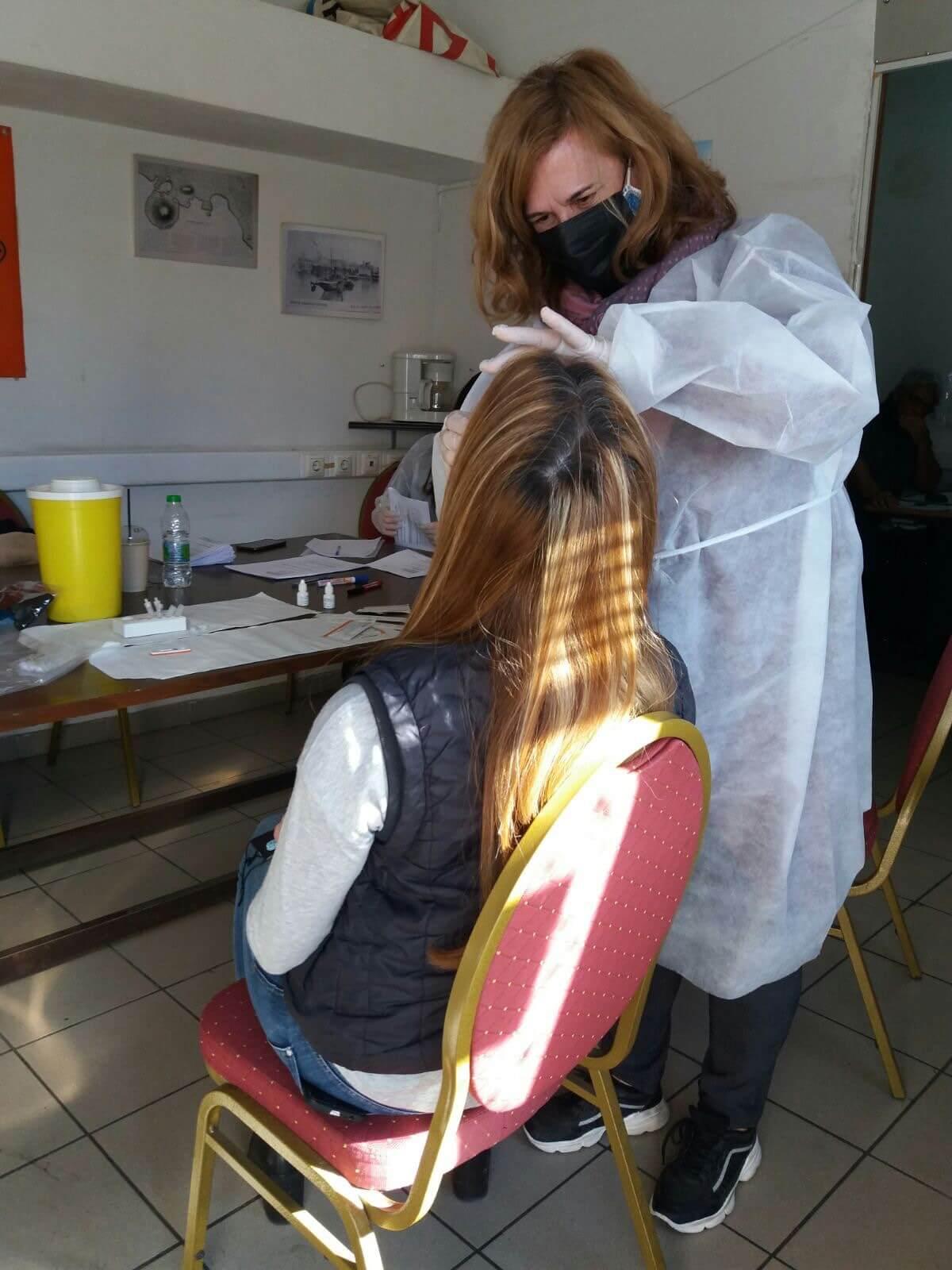 Δήμος Πειραιά : Δωρεάν Rapid Test στους εργαζόμενους της Διεύθυνσης Καθαριότητας