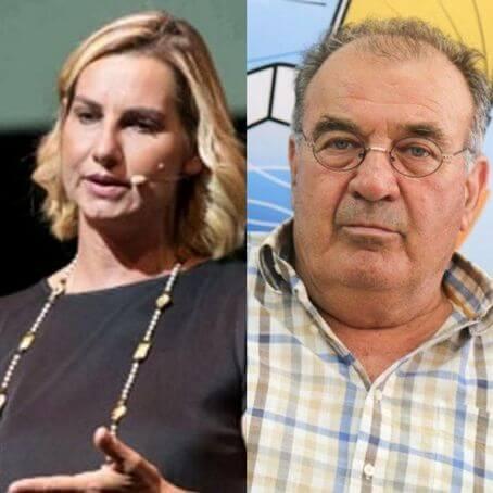 Αριστείδης Αδαμόπουλος: Μέλος της ΝΔ και Αντιπρόεδρος Τοπικής ο