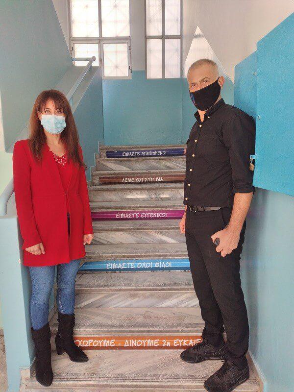 Πειραιάς : Αυτοψία Μώραλη στα σχολεία της πόλης