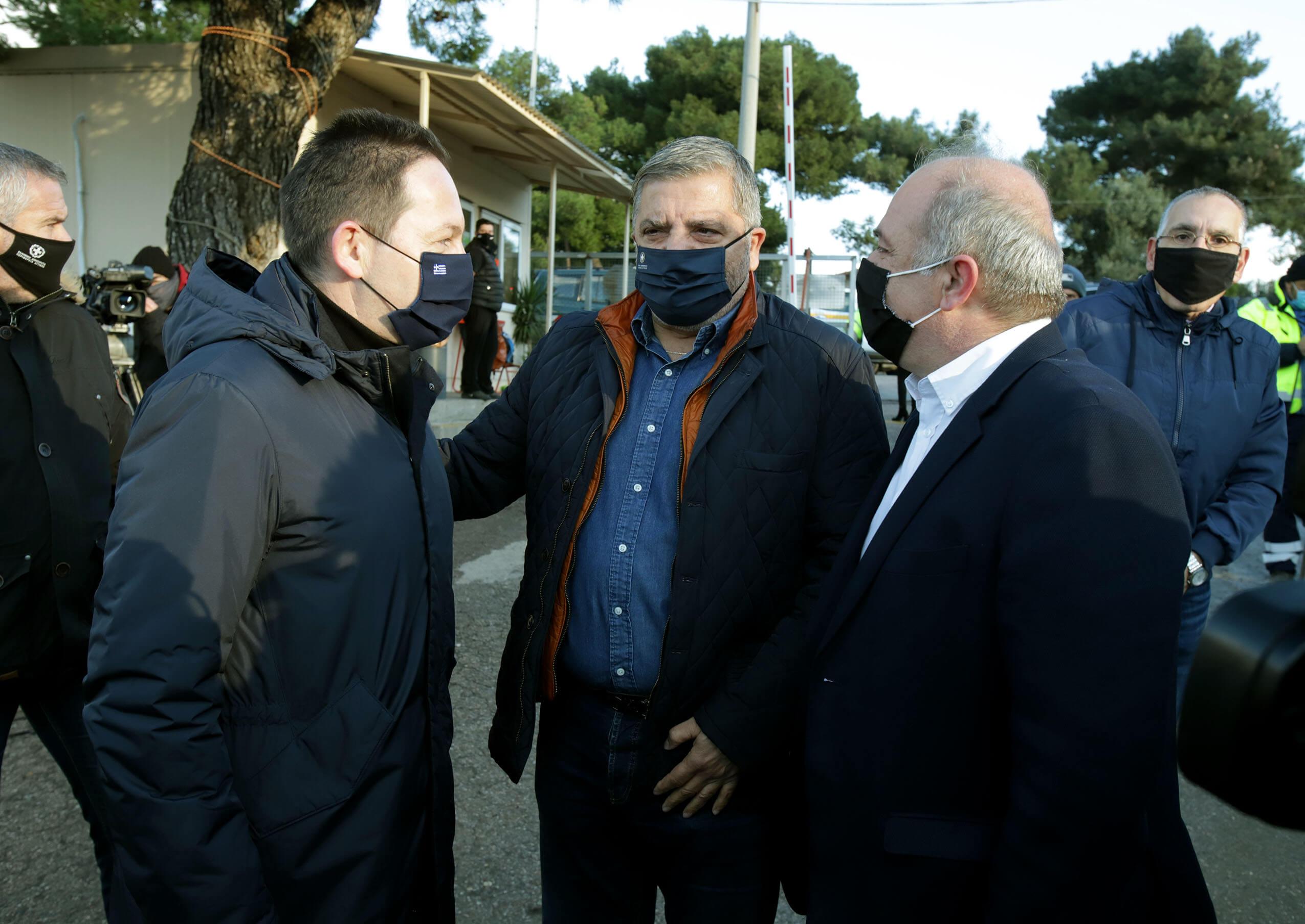 Σε ετοιμότητα όλος ο μηχανισμός Πολιτικής Προστασίας της Περιφέρειας Αττικής για την αντιμετώπιση της επικείμενης κακοκαιρίας