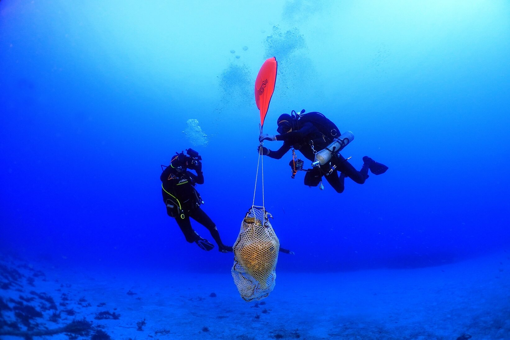 Εντυπωσιακά ευρήματα από την Ενάλια Αρχαιολογική Έρευνα Κάσου 2020