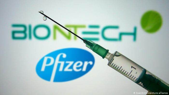 Η Pfizer/ BioNTech προειδοποιεί : Θα υπάρξουν καθυστερήσεις στην παράδοση εμβολίων
