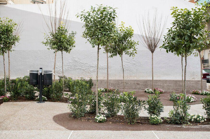 Έτοιμο το δεύτερο «πάρκο τσέπης» στην Αθήνα