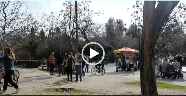 Οι Αθηναίοι ψήφισαν Ζάππειο (Βίντεο)