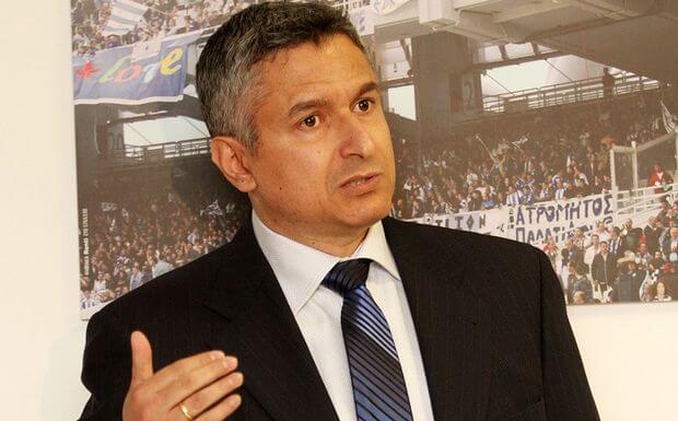 «Βόμβα» στο Περιστέρι : Ο Σπανός ανακοίνωσε πως αποχωρεί