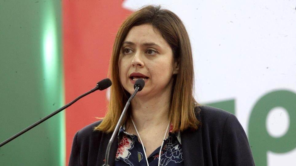Καταγγελία Δημαδάμα-ΚΙΝΑΛ για παρενόχληση μέσα σε ασανσέρ από κομματικό στέλεχος