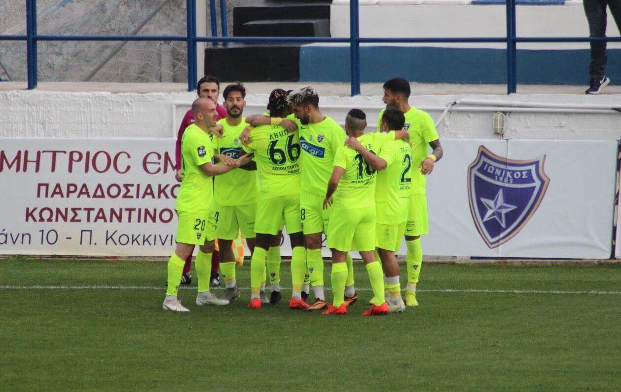 2-1 ο Ιωνικός τον ΟΦ Ιεράπετρας