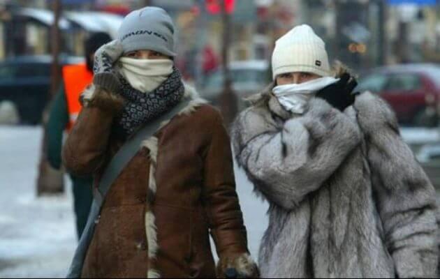 Καιρός : Βροχές, χιονοπτώσεις και τσουχτερό κρύο