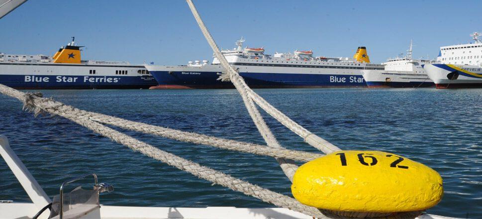 Έκτατο Πειραιάς: Σορός άνδρα εντοπίστηκε στο Λιμάνι