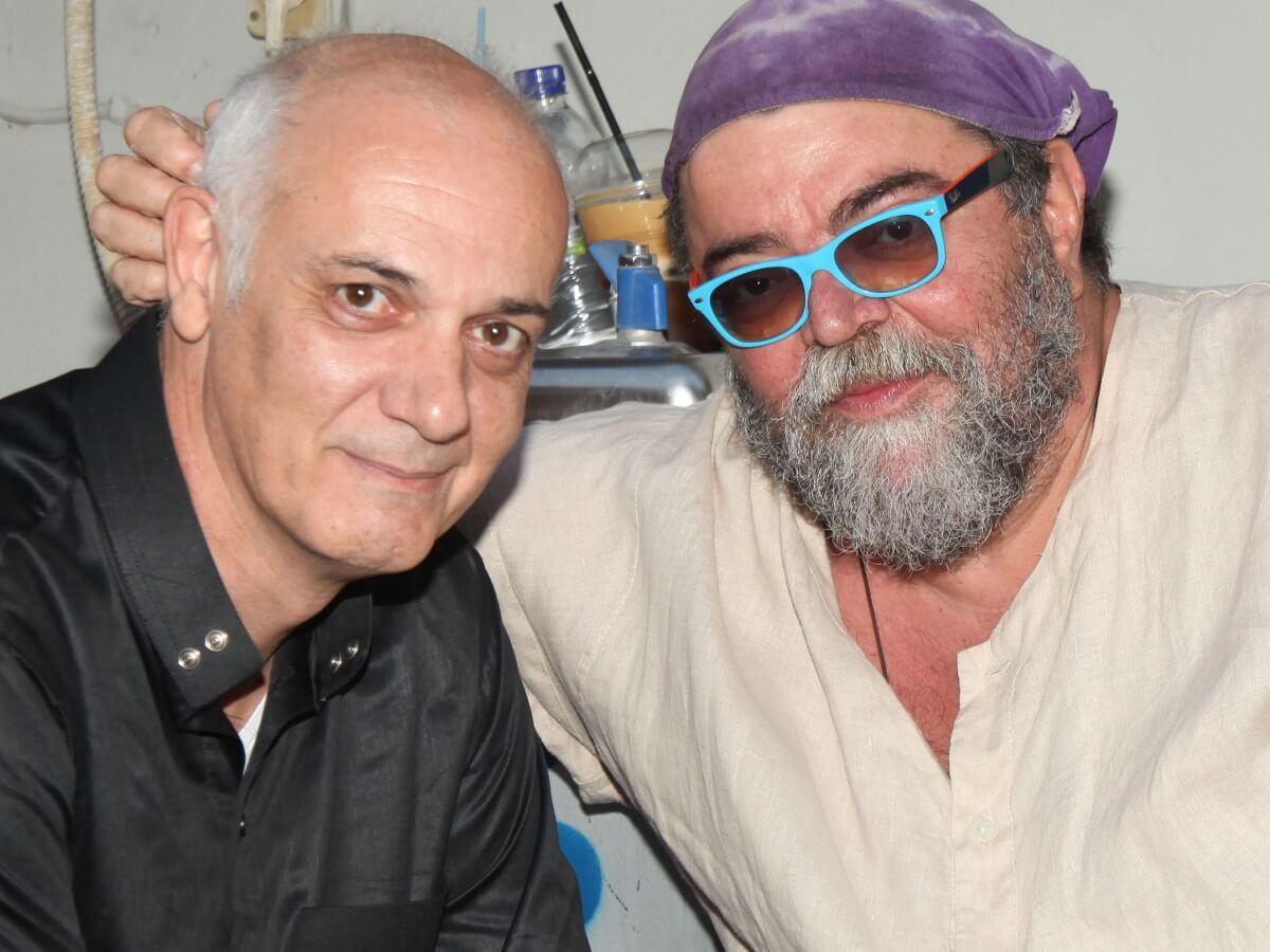 Κραουνάκης για Κιμούλη: 50 χρόνια είμαστε φίλοι - Δε θυμάμαι περιστατικά βίας και κακεντρέχειας