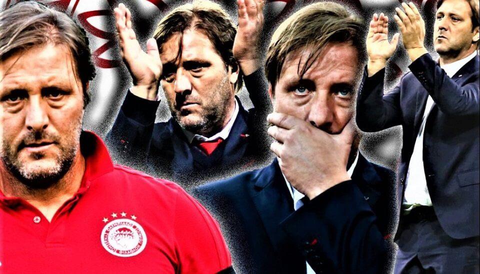 Νέα σχολή ποδοσφαίρου στην Αργεντινή για τον Ολυμπιακό - Οι δηλώσεις Μάρτινς