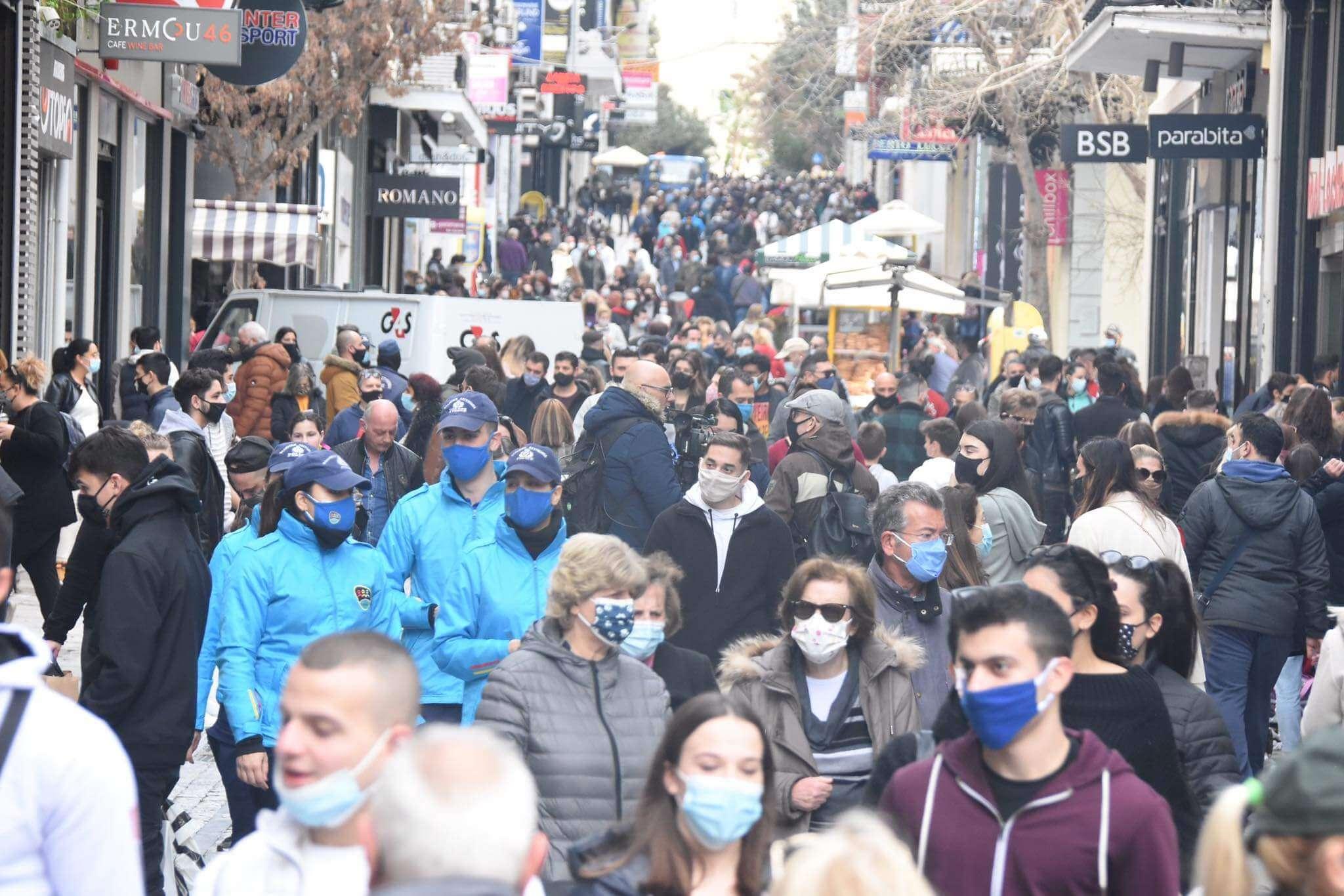 Ελλάδα: Φόβοι για νέο σκληρό lockdown-Τι λένε οι επιστήμονες
