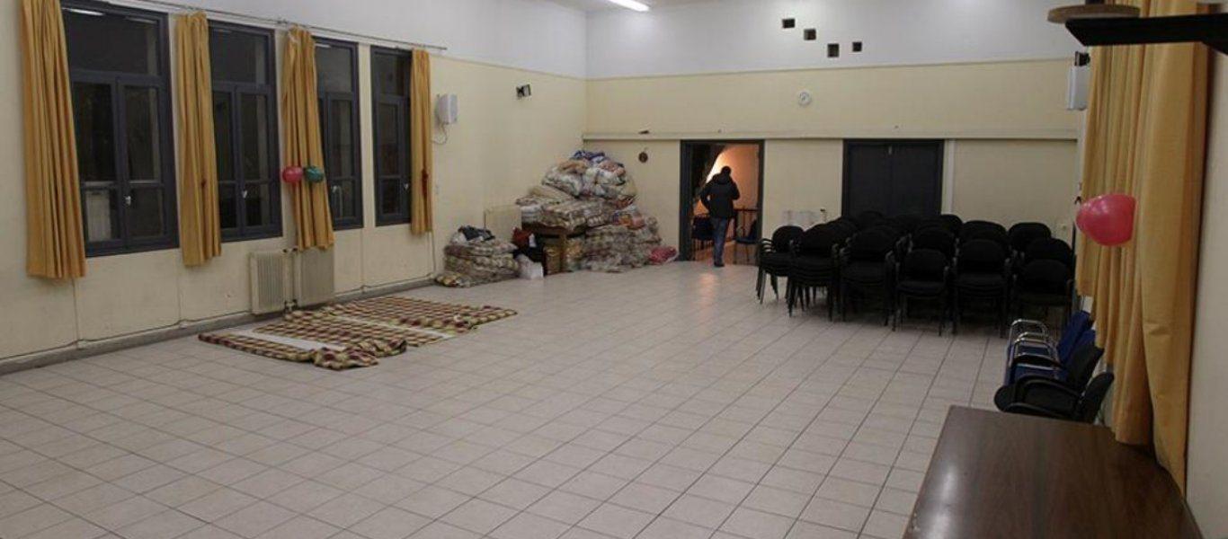 Έκτακτα μέτρα του Δήμου Αθηναίων για το κρύο με θερμαινόμενες αίθουσες και RapidTest