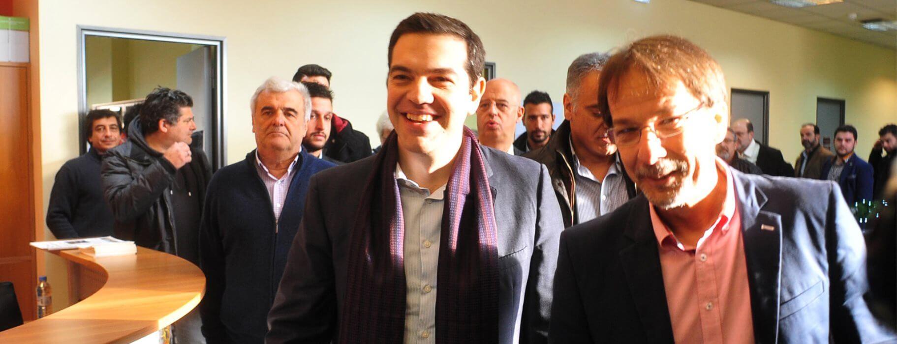 Κερατσίνι : Στα άκρα οι σχέσεις ΣΥΡΙΖΑ - Χρήστου Βρεττάκου