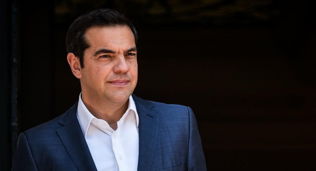 Ο Πρόεδρος του ΣΥΡΙΖΑ, Αλέξης Τσίπρας, στη Σύνοδο της Ομάδας των Ευρωσοσιαλιστών-PES